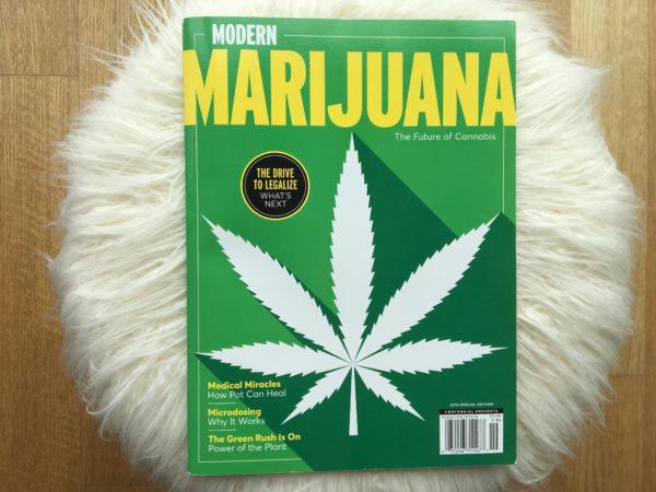 Modern Marijuana Cover
