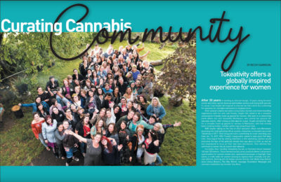 Curating Cannabis Community