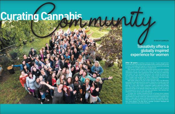 Curating Cannabis Community