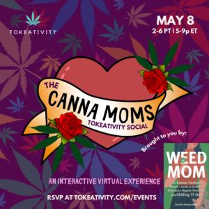 The Canna Moms Tokeativity Social