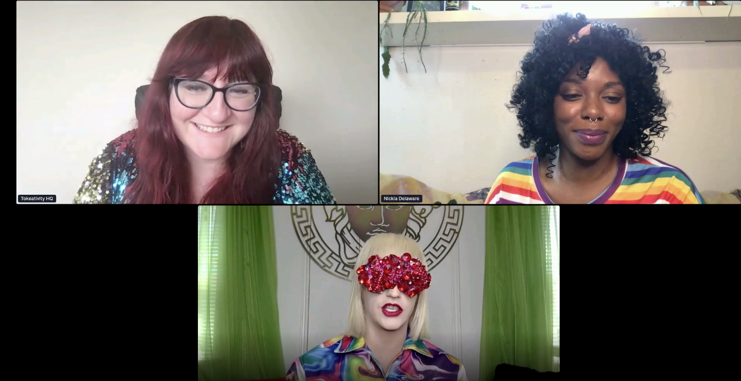 Q & A with Laganja Estranja, American Drag Queen, Choreographer & Cannabis Activist, Seen on RuPaul's Drag Race with Lisa Snyder & Nickia Delaware
